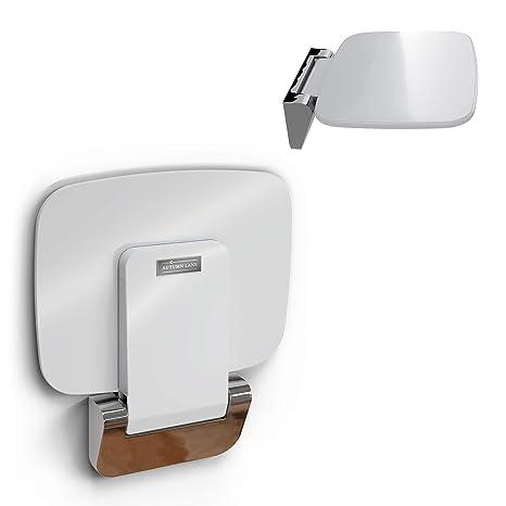 Amazon.com: Elegante asiento de ducha plegable – Asientos de ...