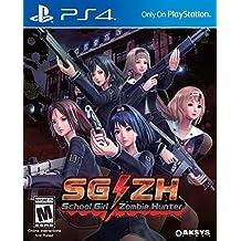 School Girl Zombie Hunter PS4