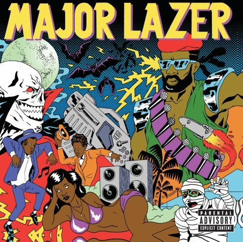 Major Lazer - Guns Don