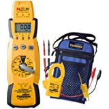Fieldpiece Expandable Manual and Auto Ranging Stick Multimeter - HS35