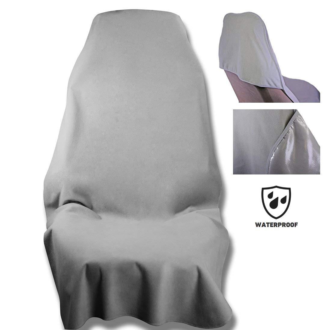 Grey EliteSport+ Non-Slip Waterproof SeatShield
