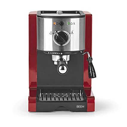 Beem Siebträgermaschine Espresso Perfect 1350w Amazoncouk