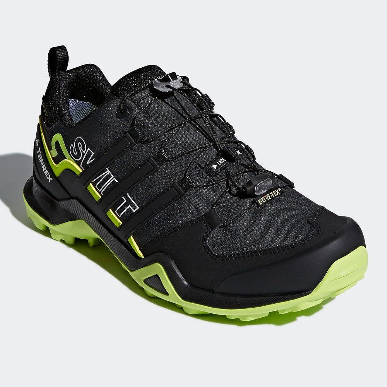 adidas Terrex Swift R2 Chaussures de Randonnée Basses Homme Noir