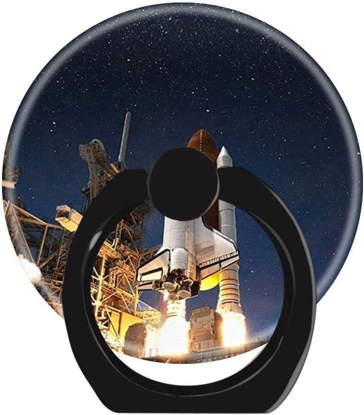 NSNNS Soporte Giratorio de 360 Grados con Hebilla y Anilla para lanzadera Universal