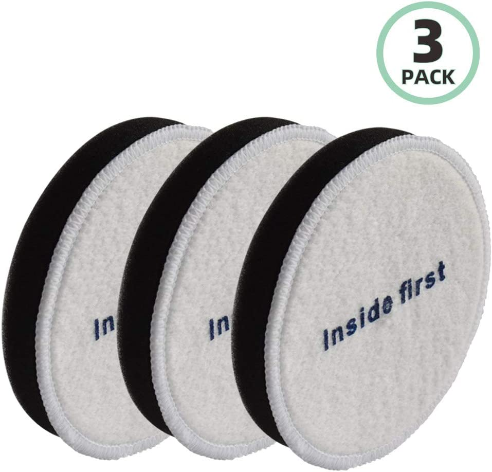 3-Pack Pre-Motor Foam Filters Compatible with Eureka NEU180, NEU180C, NEU182A, NEU12CT, NEU186, NEU188, NEU190 Vacuums.Compare to Part # E0202