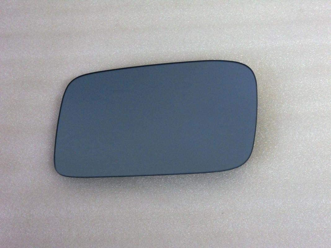 Backing Plate 2009-2014 ACURA TL Driver Side View Left LH HEATED BLUE Mirror Glass