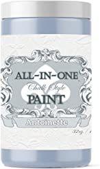 Antoinette, Heritage Collection All in One Chalk Style Paint (NO Wax!) (16oz Pint)