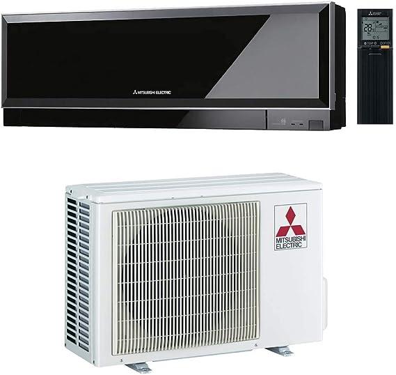Climatizador 12000 BTU, Inverter, Clase A+++/A++ Gas R32, color negro MSZ-EF35VGB Línea Kirigamine Zen: Amazon.es: Hogar