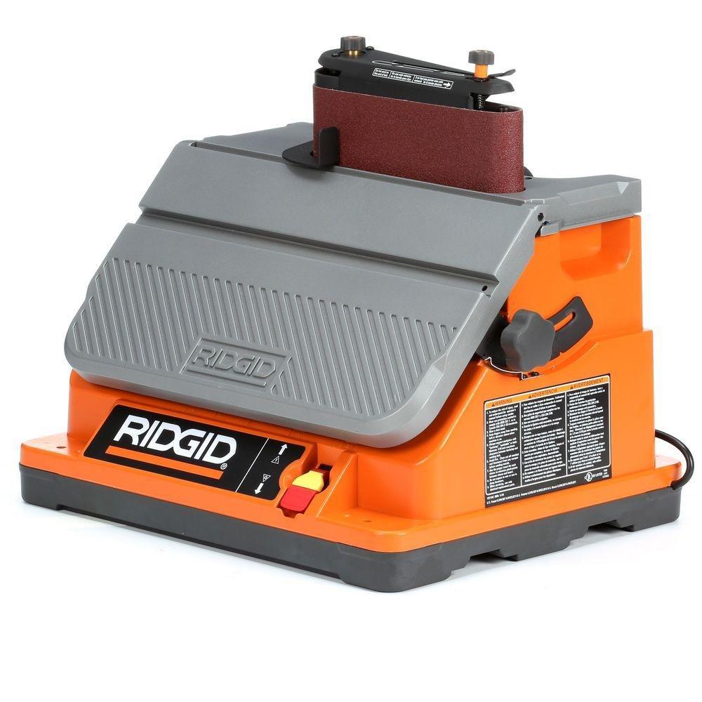 Ridgid EB4424 Sander, Oscillating/Edge Belt