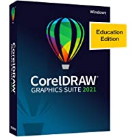 CorelDRAW Graphics Suite 2021   Education Edition   Graphic Design Software for Professionals   Vector Illustration…