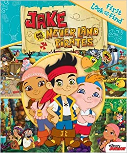 Image result for jack and the neverland pirates look and find