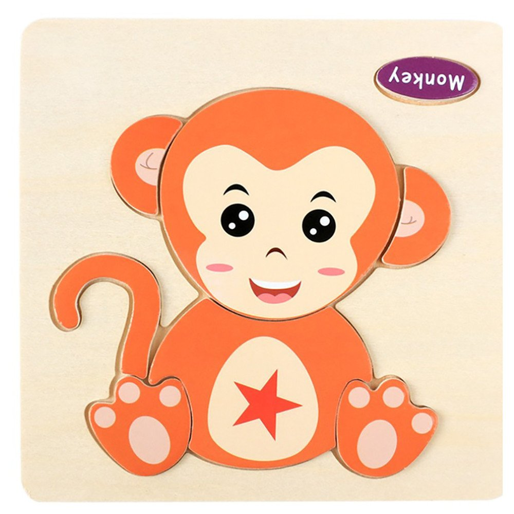 Dimanul Toy Jigsaw D-Toys Jigsaw Puzzle Toy Jigsaw Tool Learning Toys Educational Toys Small Toys Little Toys Inexpensive Toys for Kids Gifts Popular Kids Novelty Toys