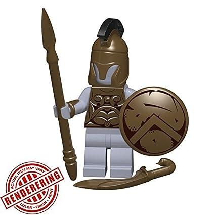 Amazon.com: brickforge Hoplita griego (Spartan)-Historical ...