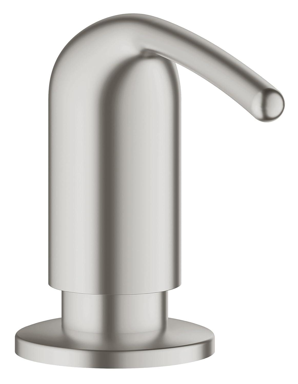 Grohe - Dispensador de jabón Para mezcladores de lavabo Zedra-sink Ref. 40553000: Amazon.es: Bricolaje y herramientas