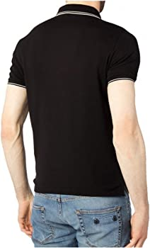 Stone Island - Stone Island Top Polo Negro - 2XL, Negro: Amazon.es ...