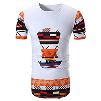 Camiseta Hombre, Longra ☆ Hombres O-Cuello Casual Sudadera ...