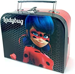 Lady Bug Miraculous Sch/üssel Mikrowelle Kids Farbe STOR ST-86946