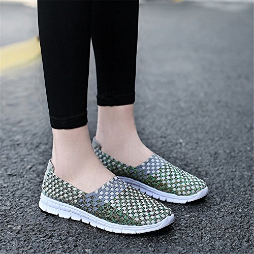 AIRAVATA SH075 Mujer para Grau1 Zapatillas g0nxrvg