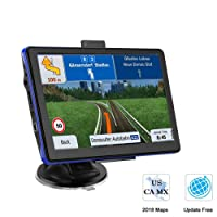 Deals on Prymax 7 Inch GPS Navigation for Car w/8GB Memory