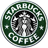 Starbucks Embroidered Iron on Patch