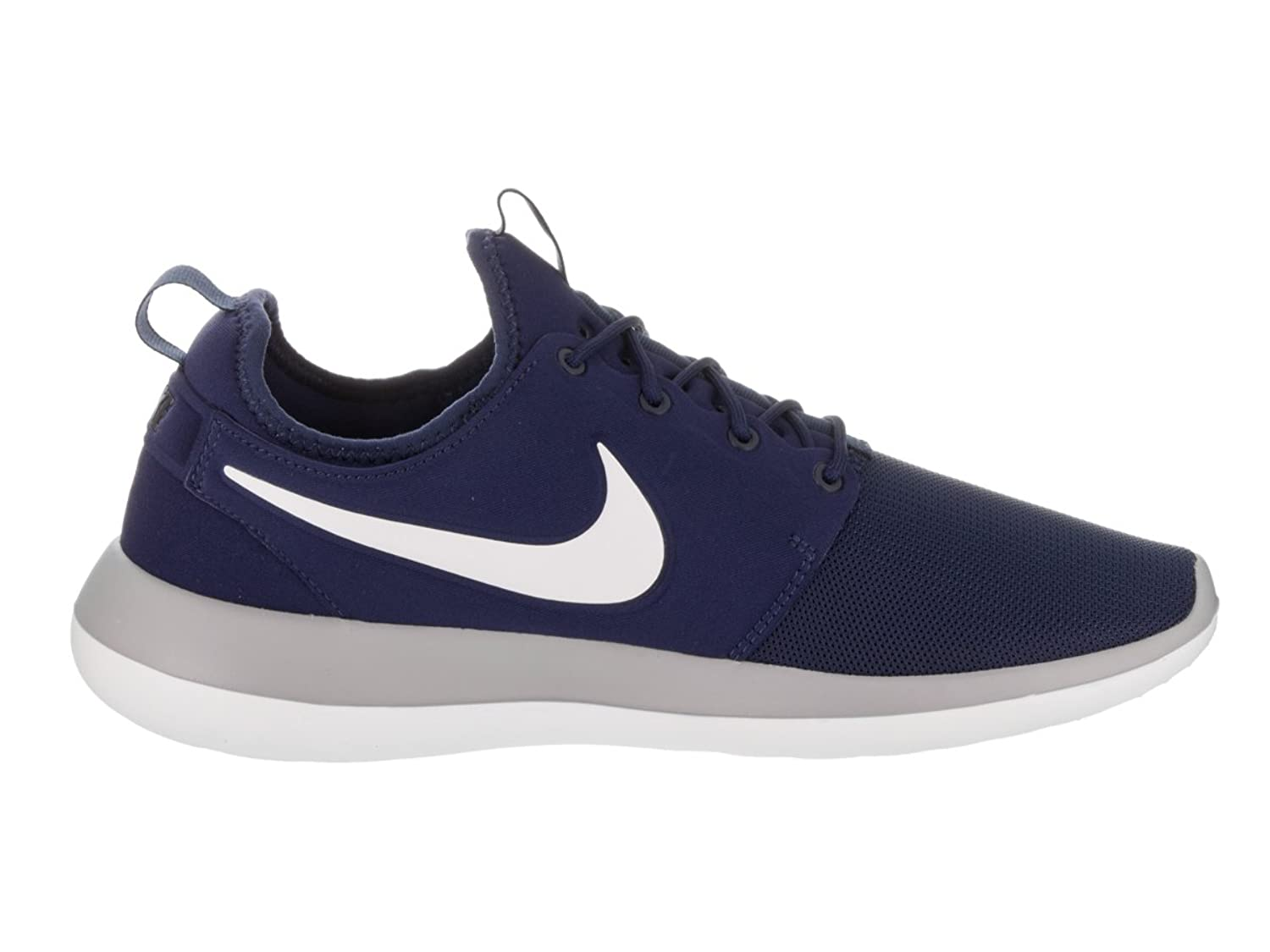 c1f0ab87bfaa reduced amazon nike mens roshe two binary blue white wolf grey running shoe  13 men us