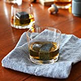 Teroforma Whiskey Stones, Set of 6 (Kraft Box)