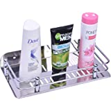 Planet Stainless Steel Multi Purpose Bathroom - Shelf - Rack - Kitchen Shelf (9 Inches)