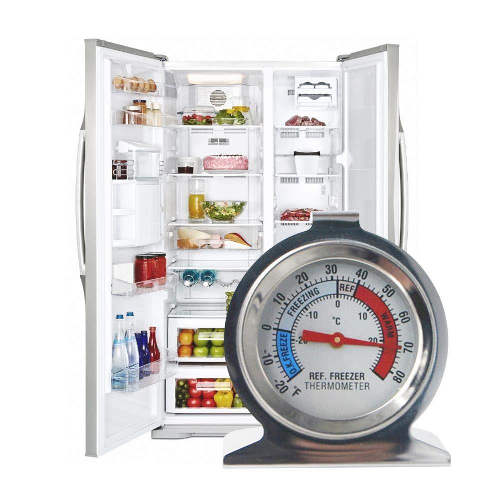 Compra Seasaleshop Refrigerador Digital Inalámbrico Termómetro del ...