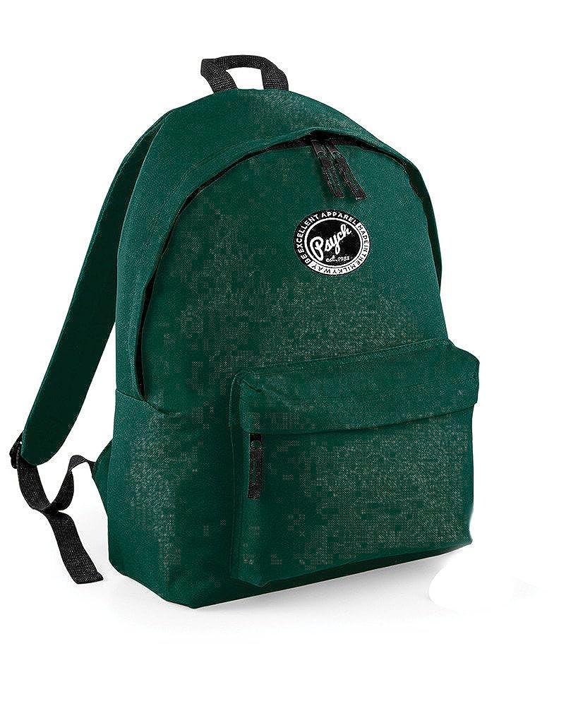 Psych Crest Logo Back Pack