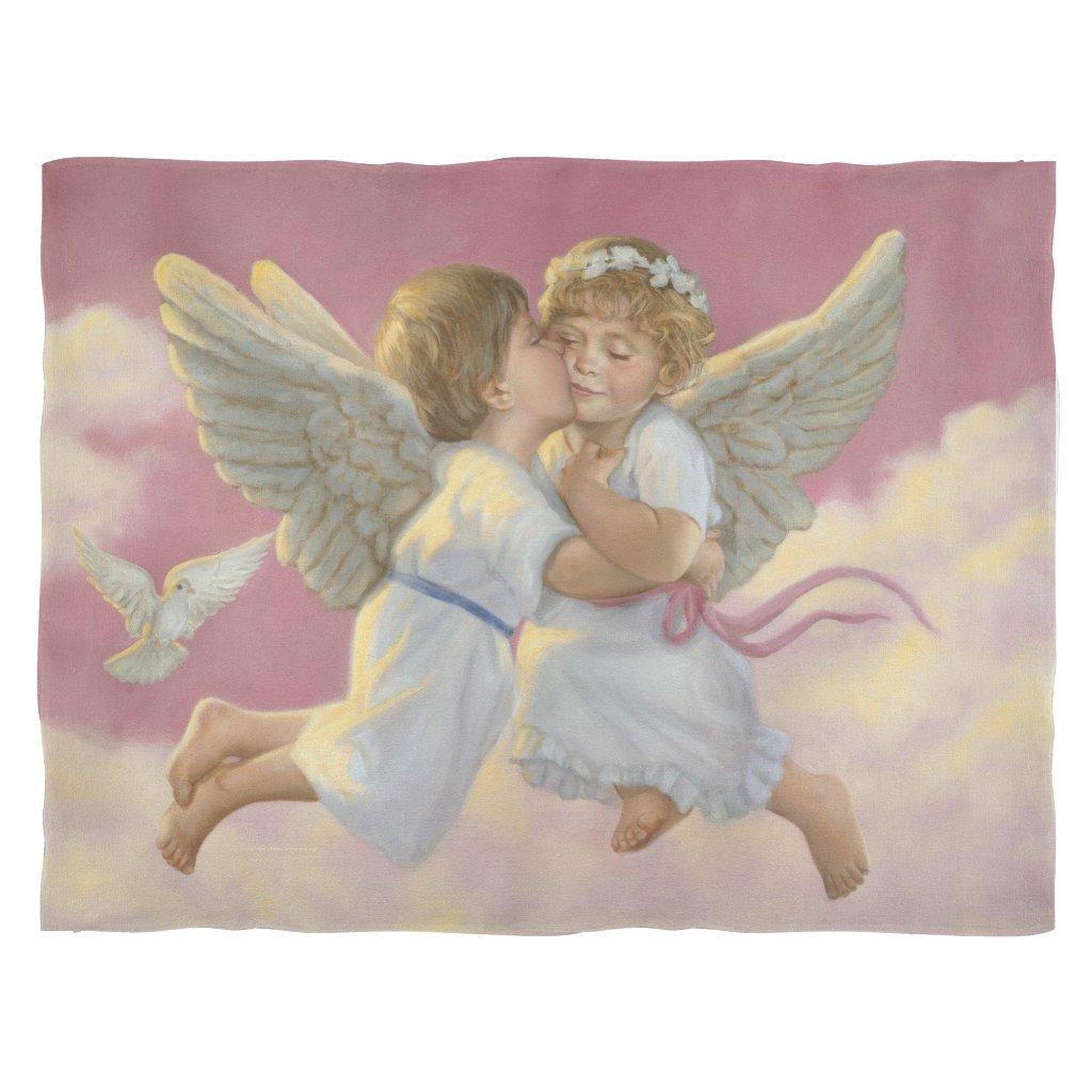 A Guardian Angels Kiss
