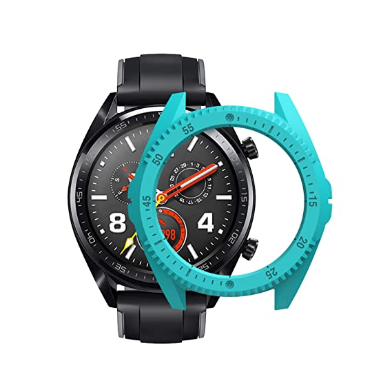 Amazon.com: SIKAI Protective Case for Huawei Watch GT Cover ...