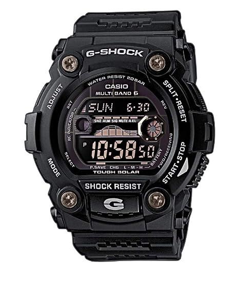6be4c46a6833 Casio Reloj de Pulsera GW-7900B-1ER  Amazon.es  Relojes