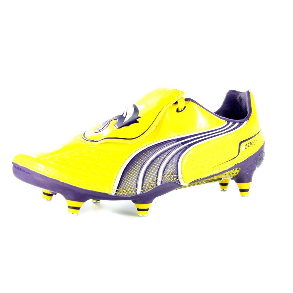 Puma V1.11 SG  Herren Fußballschuh   Cleats - Yellow
