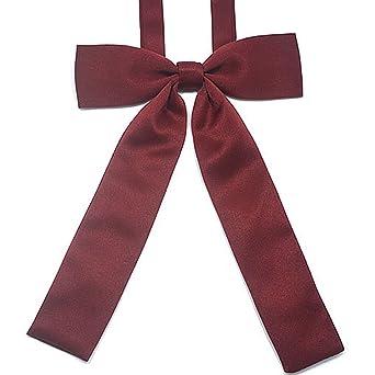 150e64cd61244a COS スクール リボン 制服リボン かわいい ボーダー コスプレ 職場 女子高生 高校生 通学 女の子 用 学生