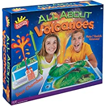 Scientific Explorer All About Volcanoes