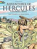Adventures of Hercules Coloring Book