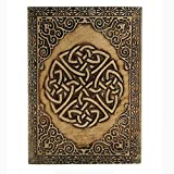 storeindya, Travel Diary Journal/Journals and Diaries/Leather Diary Handmade Genuine Eco-Friendly Unlined Pages Compact Writing Journal for Men & Women (Celtic Collection)