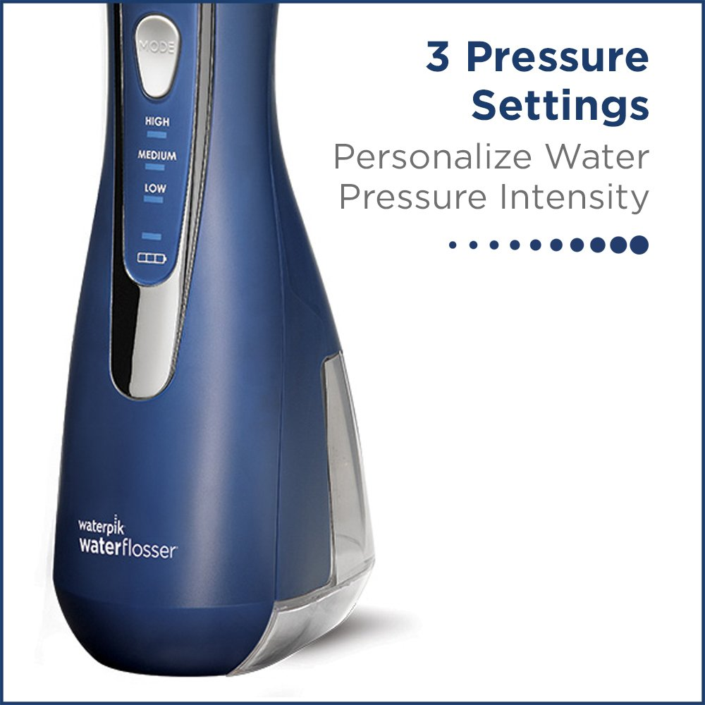 Waterpik Cordless Advanced Water Flosser, Classic Blue by Waterpik (Image #11)