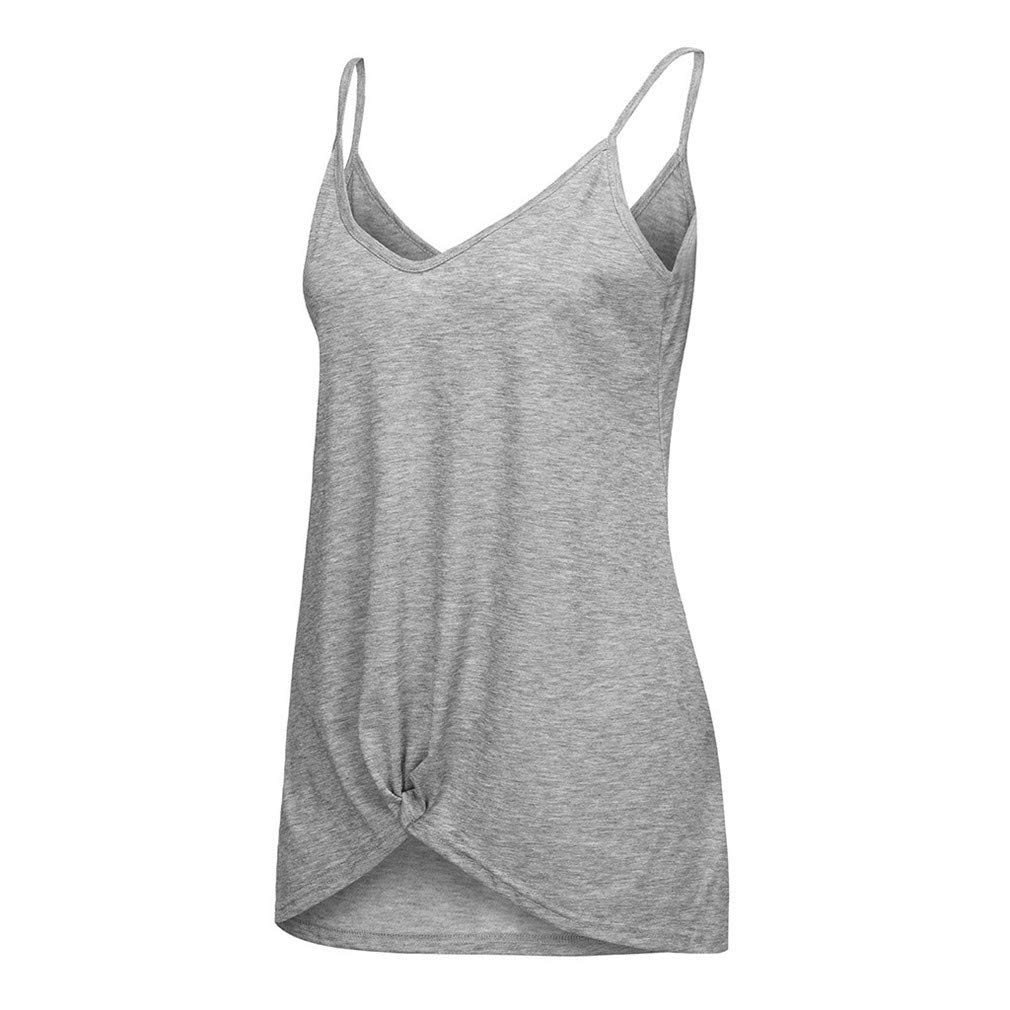 QingJiu /Ärmelloses Damen O Neck Tank Top Pure Casual Frauen Tops Bluse Weste Shirts Hemd Sweatshirt Oberteil Wams