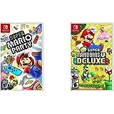 Super Mario Party Bundle with New Super Mario Bros. U Deluxe - Nintendo Switch