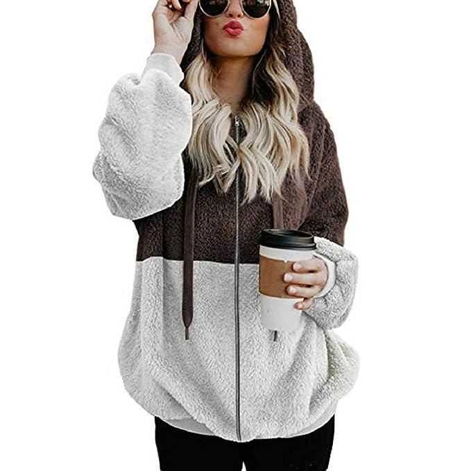 DEELIN Liquidación Venta Mujer Abrigo Jacket Sudadera Outwear ...