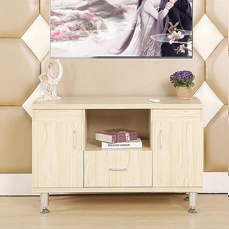 SXFYZCY Mueble de TV nórdico, Mueble de Sala de Estar Minimalista Moderno Mueble de TV de Dormitorio de Alta Gama Simple Gabinete de Piso de Mesa de TV: Amazon.es: Hogar