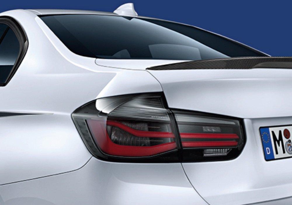 【正規輸入品】BMW M PERFORMANCE ブラックライン F31 LCI テールライト B0749KT7P5