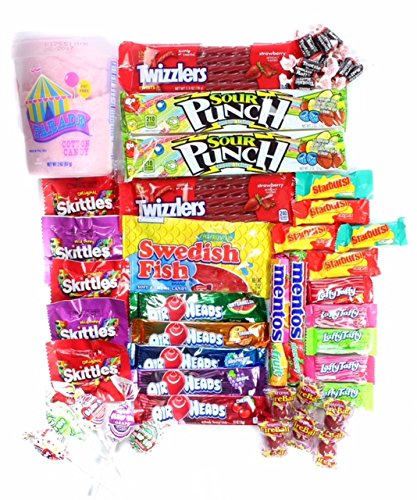 Stay Home Snacks Candy Gift