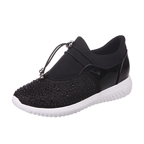 TM Men's Women's Unisex Casual Sneakers Sports Running Breathable Shoes