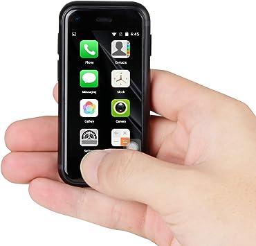 Super Small Mini Smartphone 3G Dual SIM Teléfono Móvil 1GB RAM 8GB ...