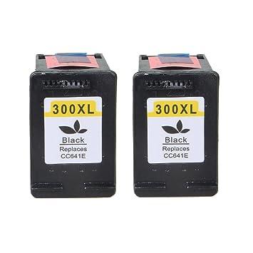HWDID 300 XL Cartuchos de tinta Compatible para HP Photosmart 4690 ...
