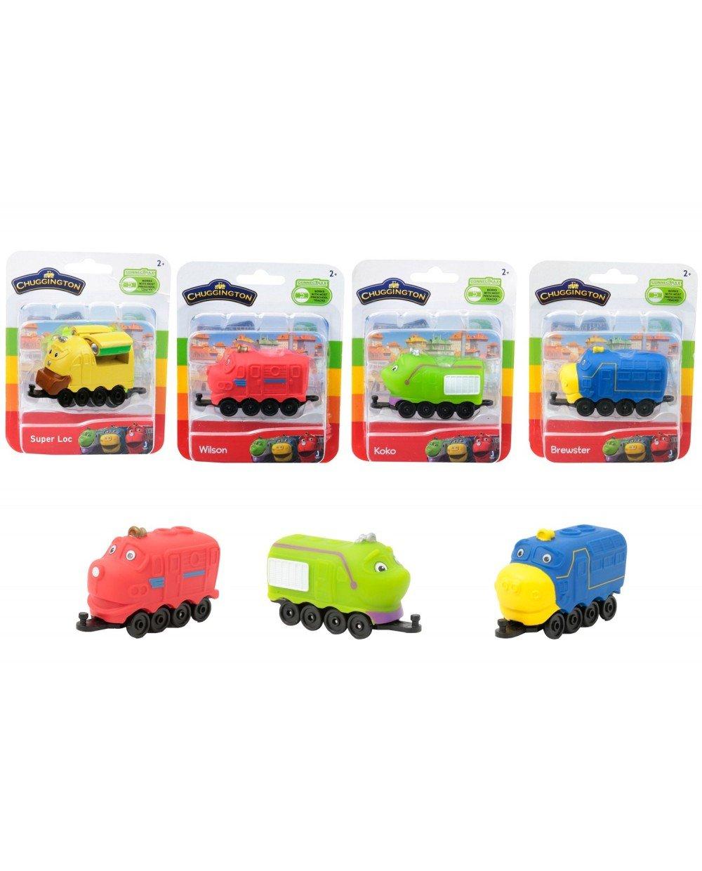 Giochi Preziosi Chuggington Train Blister W2 804, Multicoloured, 8056379050933