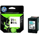HP 21XL High Yield Black Original Ink Cartridge (C9351CE)