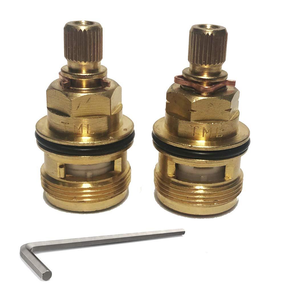 TML Franke Wave Compatible Ceramic cartridge valves Hot Side 3794R-H